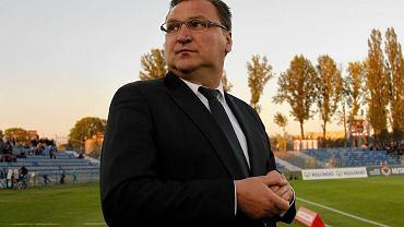 Ruch Chorzów - Pogoń Szczecin 0:2. Czesław Michniewicz