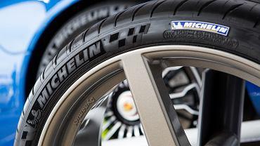 Opona Michelin
