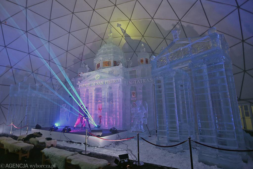 Tatrzańska Świątynia Lodowa została otwarta 23 listopada