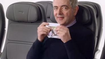 Rowan Atkinson zachęca do wpłacania darowizn na cele dobroczynne