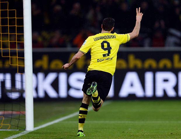 Bundesliga. Lewandowski liderem klasyfikacji strzelców