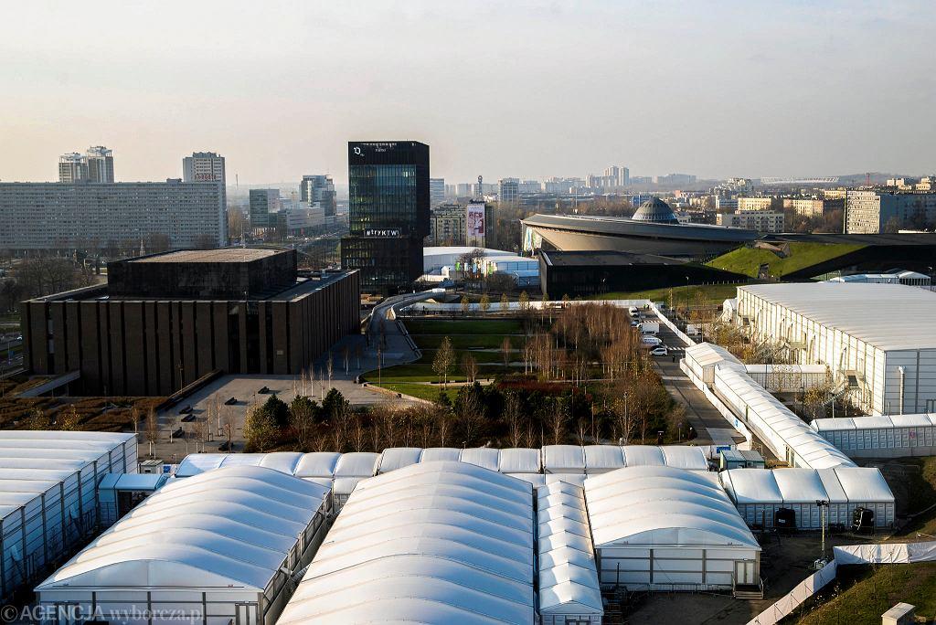 Szczyt klimatyczny ONZ w Katowicach. Policja przypomina o utrudnieniach w ruchu drogowym