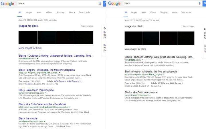Google zmieni kolory?