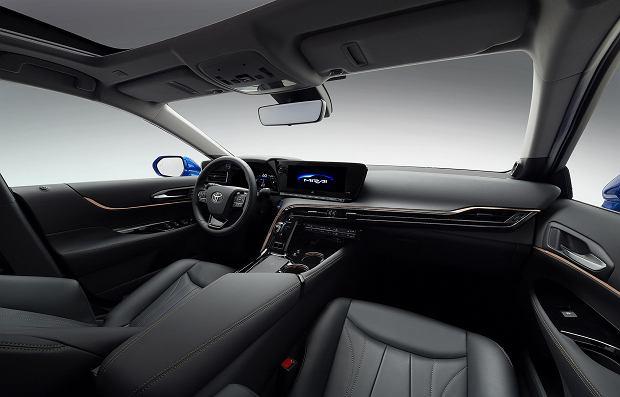 Nowa Toyota Mirai (koncept)