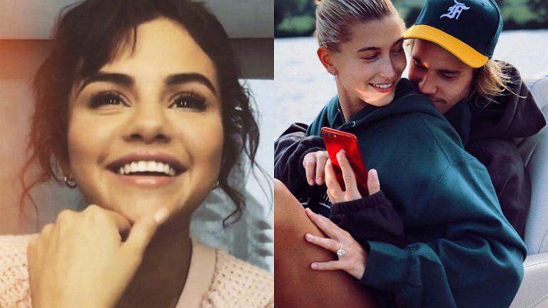 Selena Gomez, Justin Bieber, Hailey Baldwin