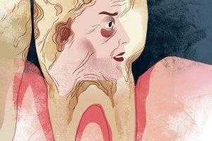 Bolą cię głowa, kark, plecy albo tylna część kolan? Idź do dentysty!