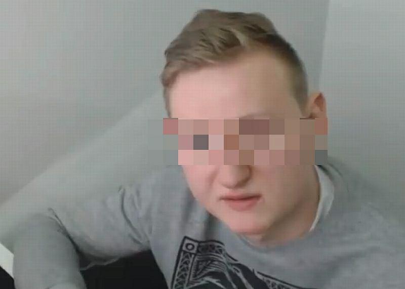 Zatrzymany przez poznańską policję youtuber