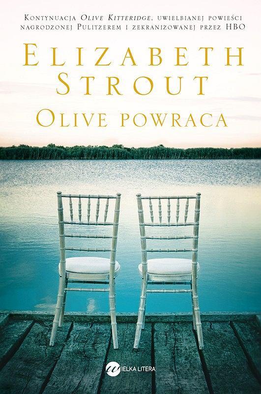 Okładka książki 'Olive powraca', Elizabeth Strout