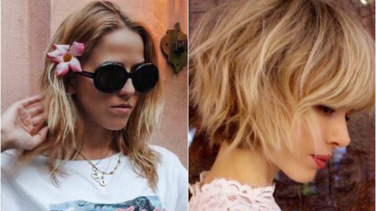 Poznaj 7 Sposobów Na Wakacyjną Fryzurę Tak Stylizują Włosy