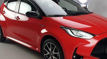 Nowa Toyota Yaris 2020