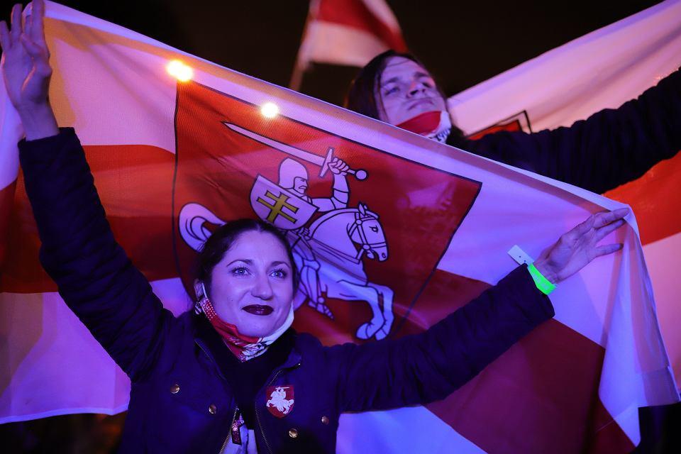 Koncert 'Sercem z Białorusią' w Białymstoku