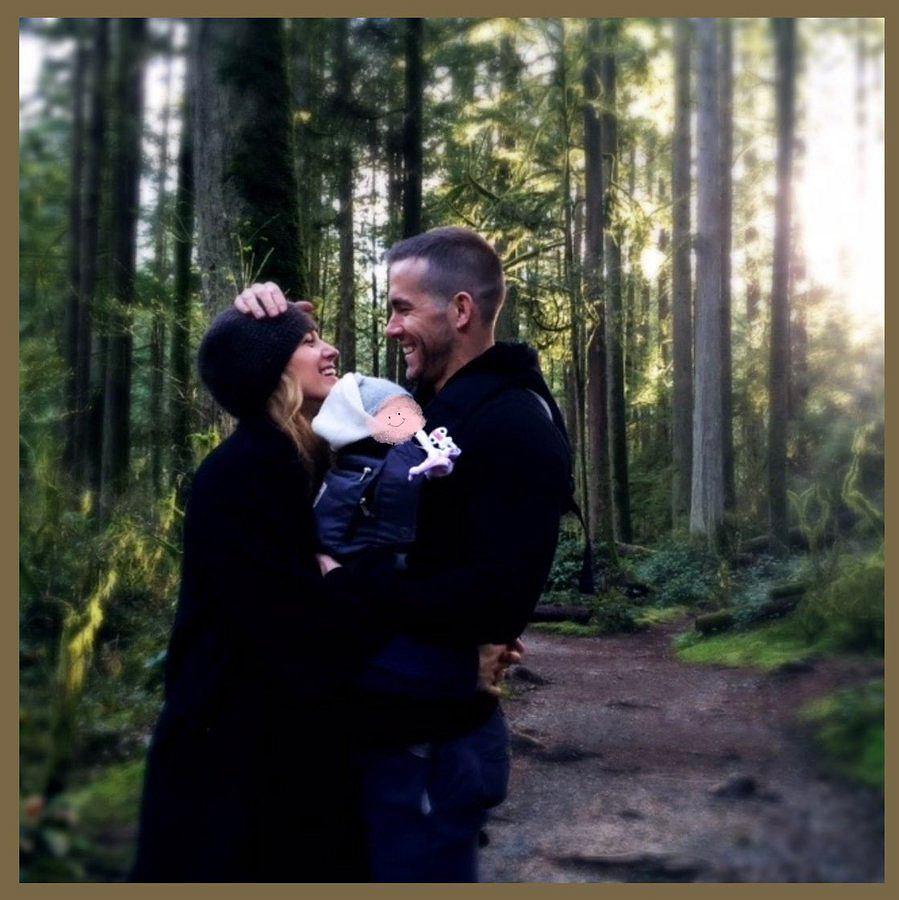 Ryan Reynolds, Blake Lively i ich trzecia córeczka