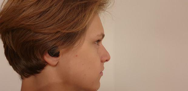test słuchawek