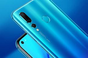 Huawei Nova 4 z aparatem 48 Mpix oficjalnie. Mody na dziurawe ekrany ciąg dalszy