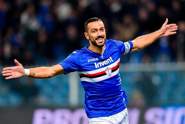 Walka o koronę króla strzelców Serie A rozstrzygnięta? Fabio Quagliarella nie przestaje strzelać