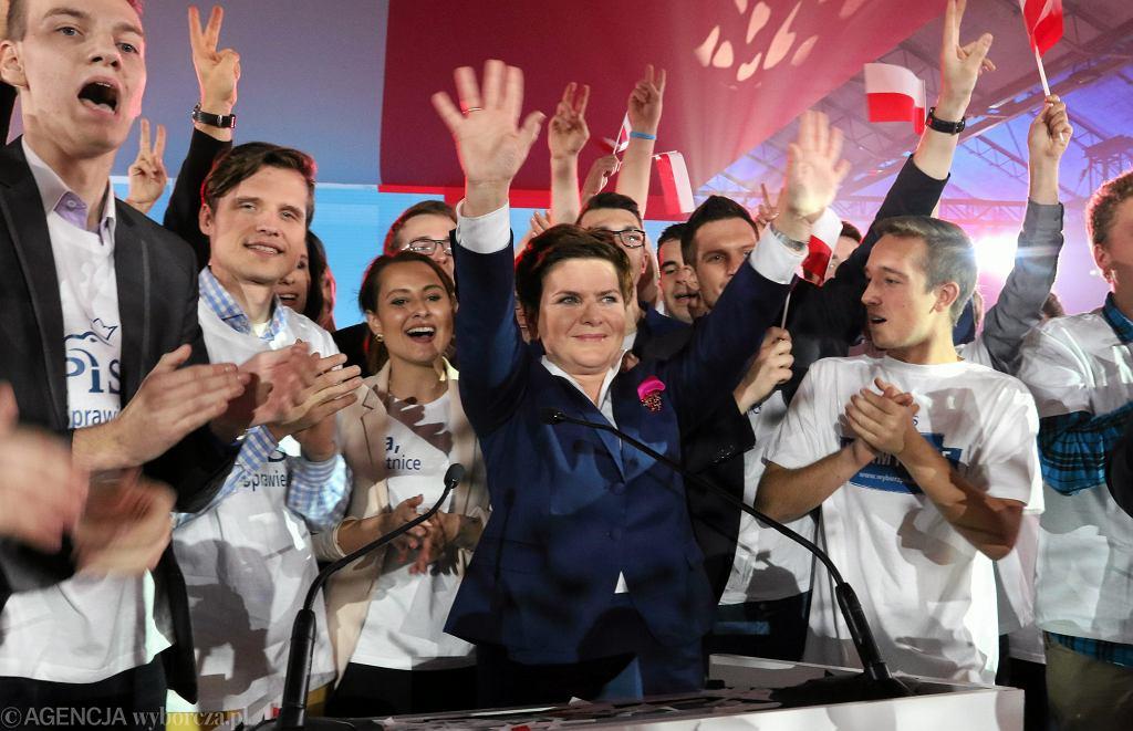 Ostatnia, przedwyborcza konwencja PiS