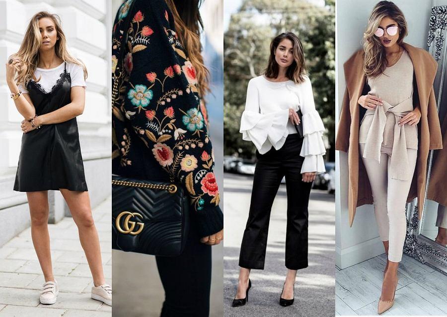 ef1d236dcf0e98 Moda 2017 - Trendy - 4 modne ubrania na rok 2017 - sprawdź, czy już masz je  w szafie!