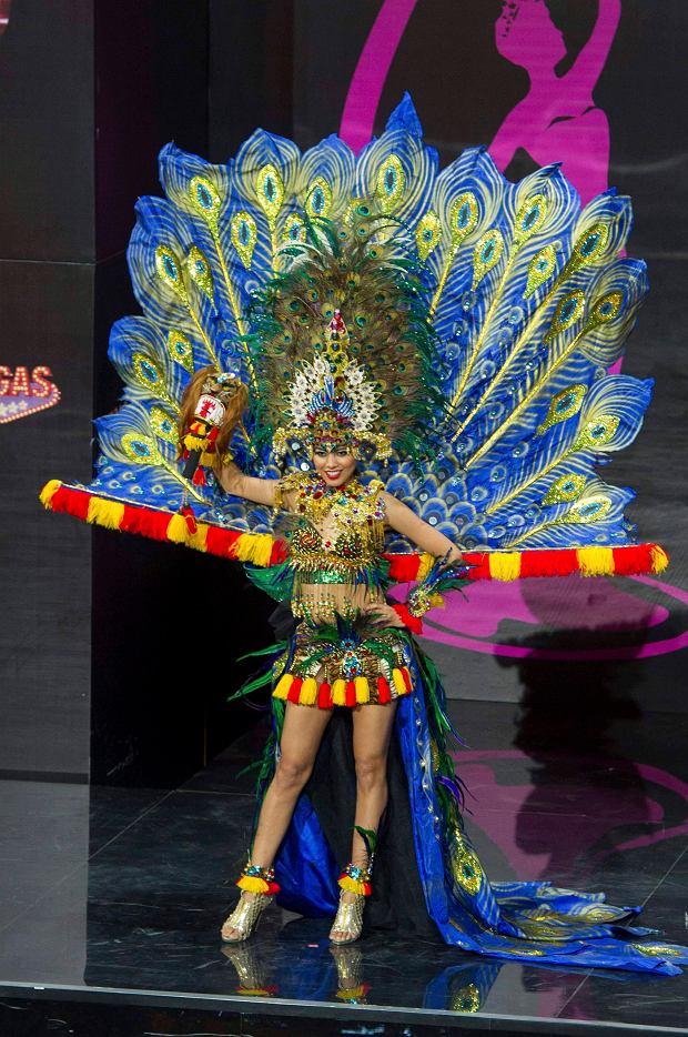 Whulandary, Miss Indonezji