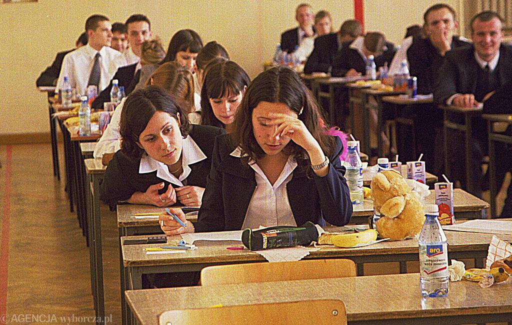 Matura 2018 - pierwszy egzamin, do którego przystąpią abiturienci to test z języka polskiego.