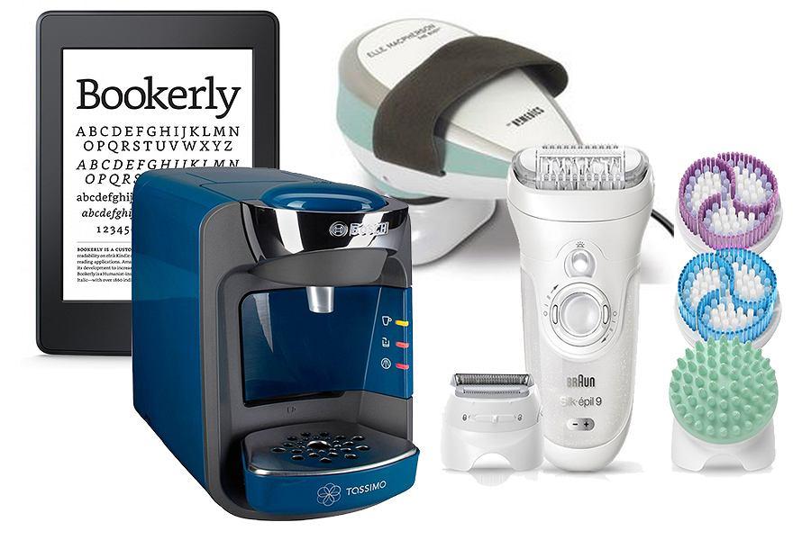 Gadżety i elektronika na prezent na Dzień Babci