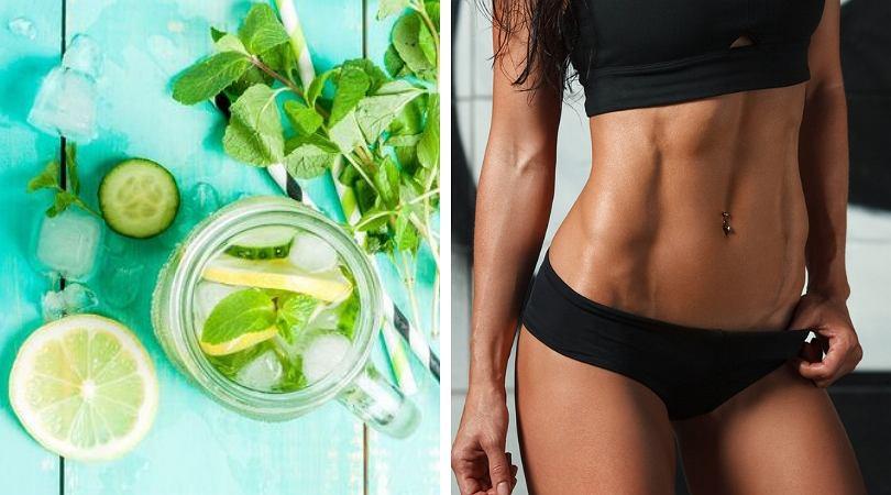 Sassy water to sprzymierzeniec płaskiego brzucha.