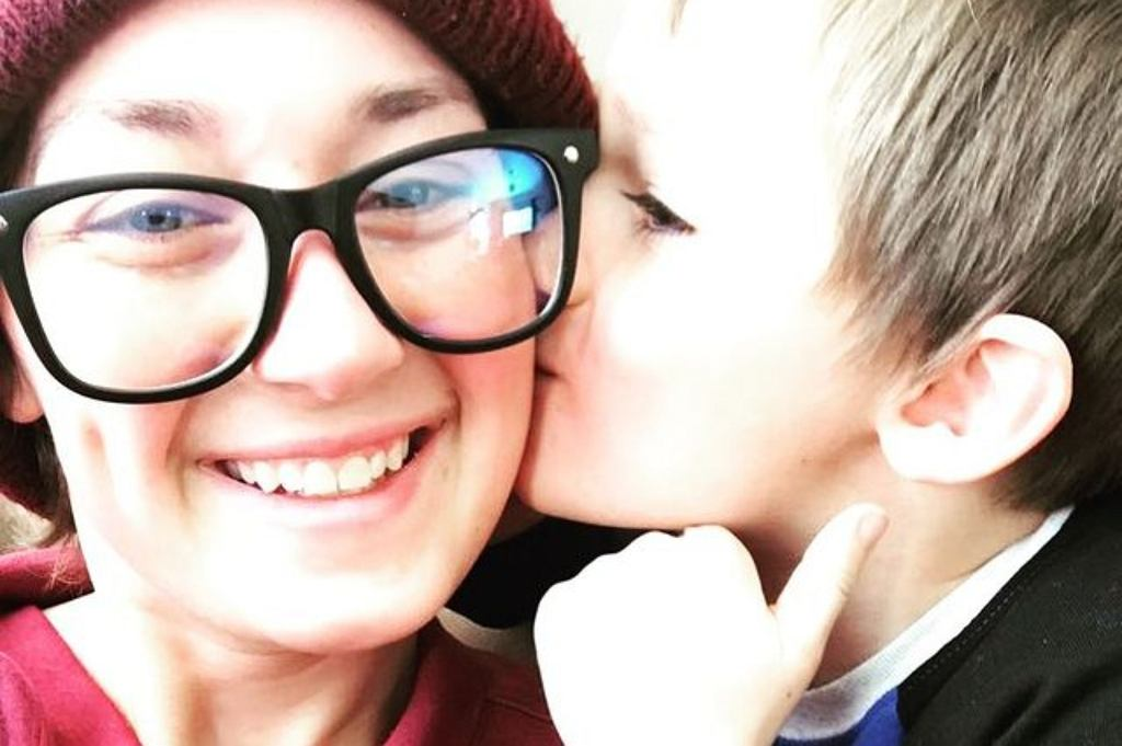 27-letnia mama ma nieuleczalną chorobę