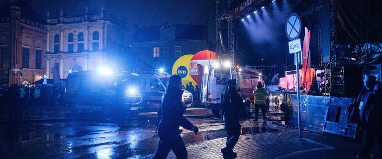 Zatrzymano szefa ochrony imprezy WOŚP z Gdańska. Wprowadził w błąd policję
