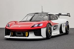 Miał być następca 718, jest elektryczna wyścigówka. Porsche nie próżnuje w Monachium