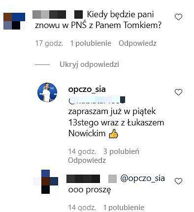 Małgorzata Opczowska zmienia partnera w 'Pytanie na śniadanie'?