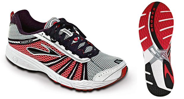 Startówki - buty do sportowego biegania, buty sportowe, bieganie, sport, Brooks Racer ST5