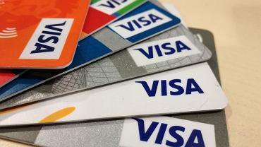 Karty płatnicze Visa