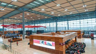Lotnisko w Berlinie - zdjęcie ilustracyjne/Fot. Patrick Pleul / AP