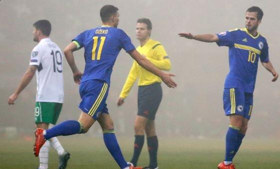 Irlandia vs. Bośnia & Hercegowina