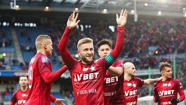 Jakub Błaszczykowski cieszy się ze zdobytego gola
