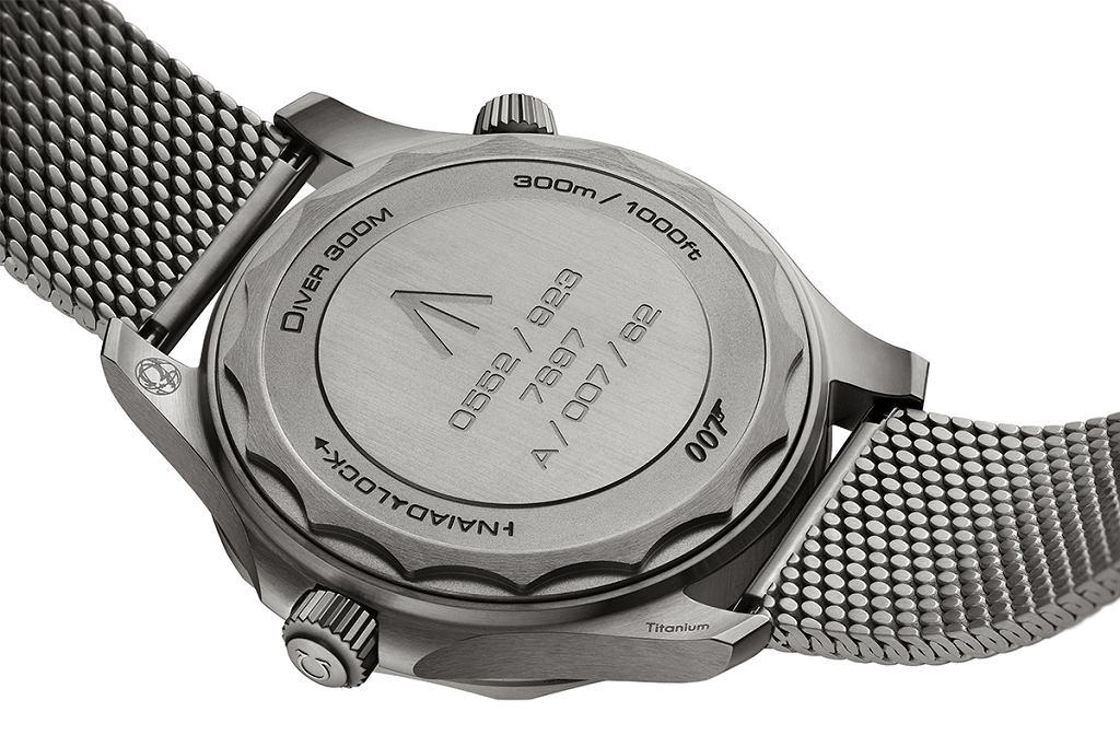 Omega Seamaster Diver 300M 007 Bond Edition