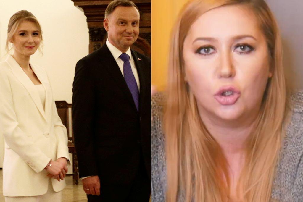 Kinga Duda, Andrzej Duda, Klaudia Klara