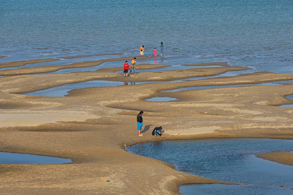 Tajlandia. Rzeka Mekong.