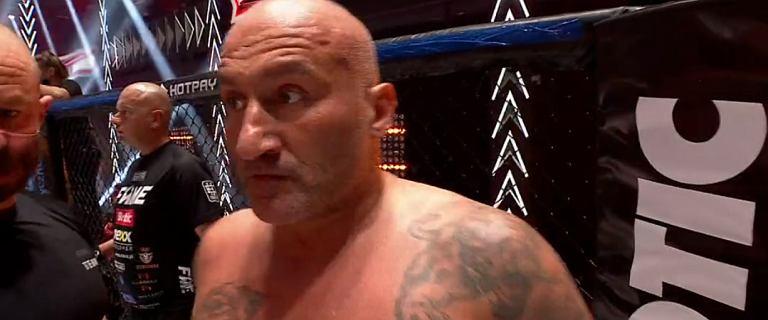 """Oświadczenie FAME MMA: """"Zastosowana zostanie najsurowsza z możliwych kar"""". Federacja wysyła też zawiadomienie o przestępstwie"""