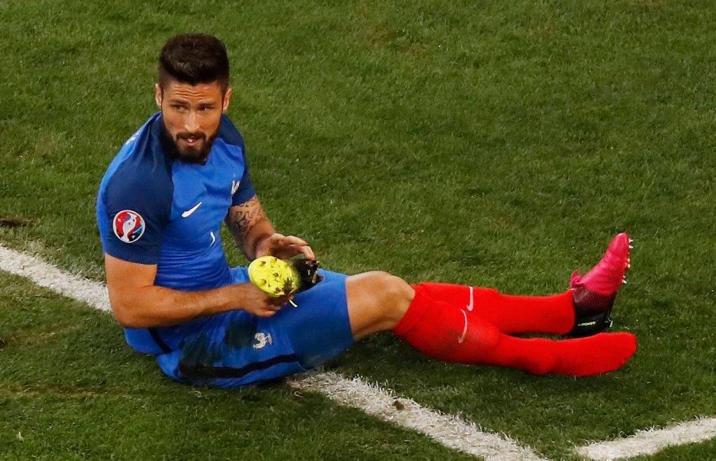 Euro 2016. Francja-Albania