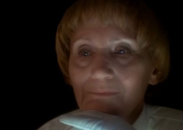 Dr Jadwiga Yanda, córka Maksa - Ryszarda Hanin