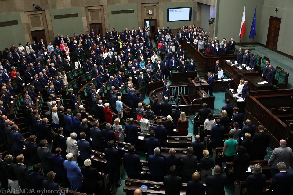 Pierwsze po wakacjach, 47 Posiedzenie Sejmu VIII Kadencji. Warszawa, 12 września 2017