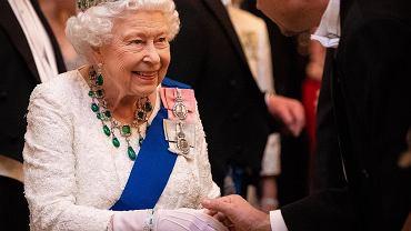 """Pamiętacie wielkie otwarcie igrzysk w Londynie? Królowa Elżbieta wystąpiła u boku Jamesa Bonda. """"Ma ogromne poczucie humoru"""""""