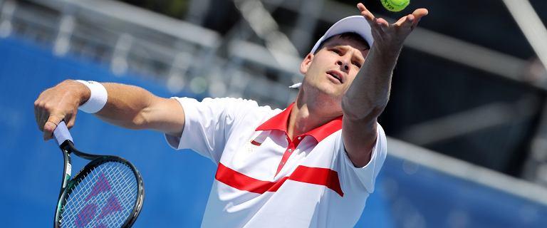 Hurkacz ponownie lepszy od podwójnego mistrza olimpijskiego. Polak zagra w półfinale turnieju ATP w Metz [ZAPIS RELACJI]