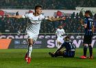 Krzysztof Piątek najlepszym strzelcem Serie A! Dogonił Cristiano Ronaldo i Quagliarellę