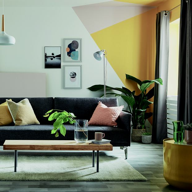 Farba GoodHome premium ściany i sufity 2,5l, kolor gran via, Castorama