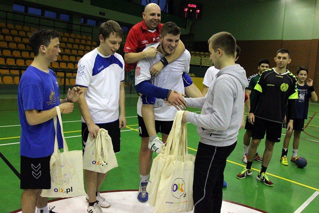 Handball Gorzów Cup - 3. Świąteczny Turniej Piłki Ręcznej 2014