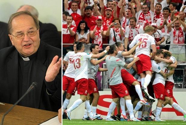 Telewizja o. Tadeusza Rydzyka chce transmitować mecze polskiej reprezentacji w piłkę nożną
