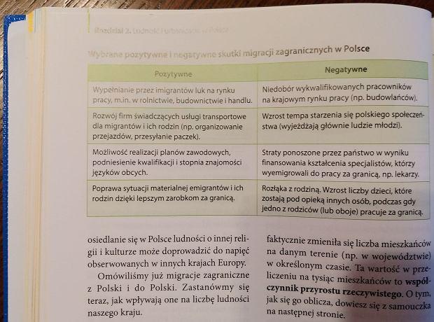 Planeta Nowa. Podręcznik do geografii dla klasy siódmej szkoły podstawowej Wyd. Nowa Era, s. 104