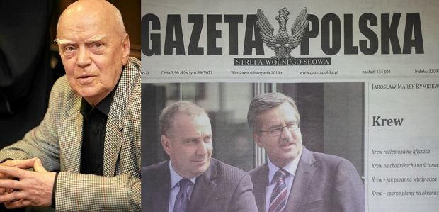 Nowy Wiersz Jarosława Rymkiewicza W Gazecie Polskiej
