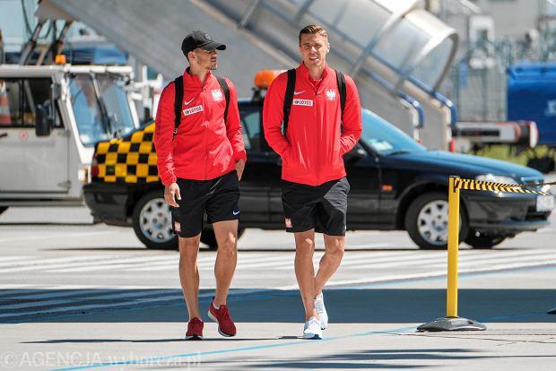 Zdjęcie numer 4 w galerii - W drodze na mundial. Piłkarze reprezentacji Polski lecą z Jasionki na mecz towarzyski z Chile [ZDJĘCIA]